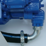 Hydraulic power unit pump